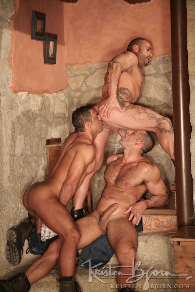 from Isaiah gay euro men sex